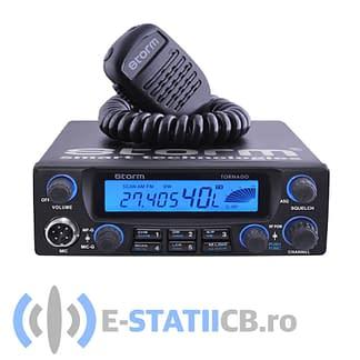 Statie Radio CB Storm Tornado II 35W