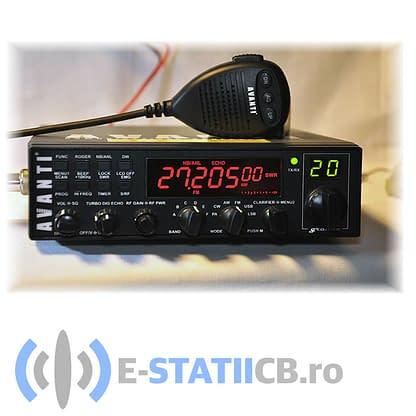 Statie Radio CB Avanti Grande 45W