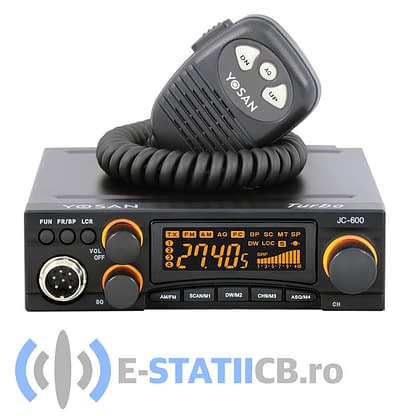 Statie Radio CB Yosan JC-600 Turbo