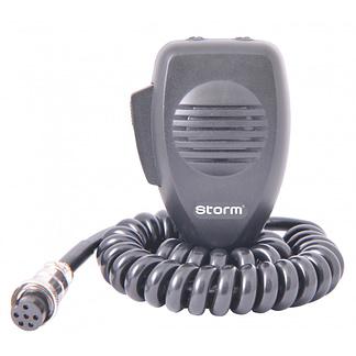 Microfon-CB-Condensator-Storm-Mic-taste-sus-jos