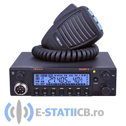 Statie Radio CB Yosan Stealth 5