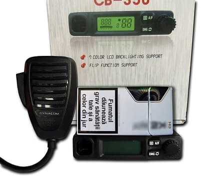Statie radio CB Dynacom