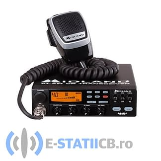 Staţie radio CB Midland Alan 48 Plus Multi