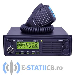 Statie Radio CB Yosan Excalibur