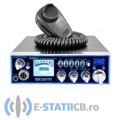 Statie Radio CB Storm Guerilla 100W